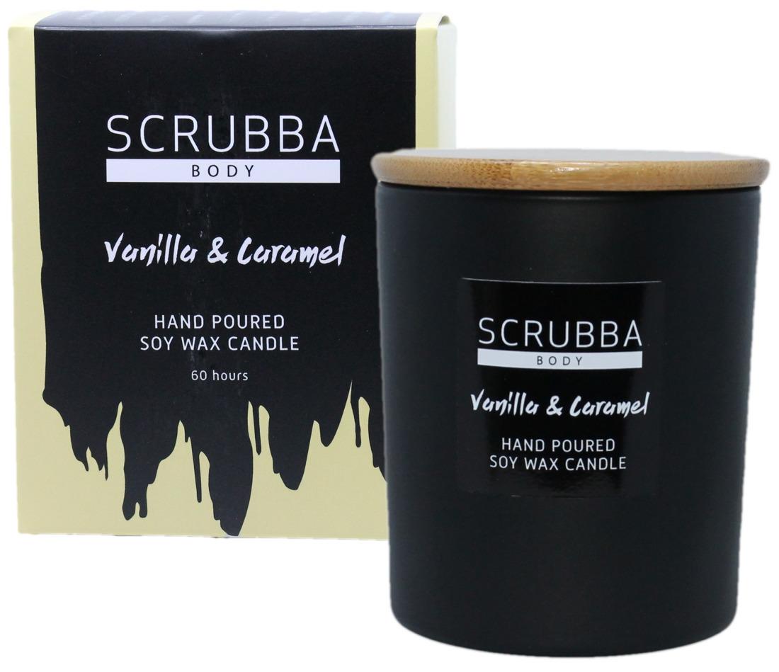 Vanilla Caramel Natural Soy Candle | Trada Marketplace