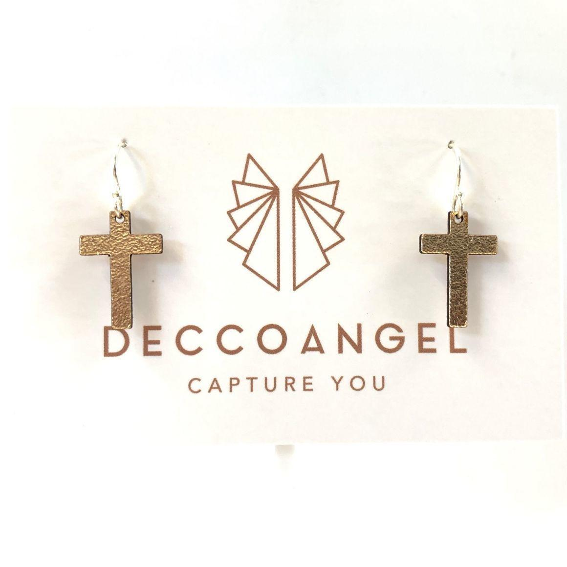 Crosses Earrings | Trada Marketplace