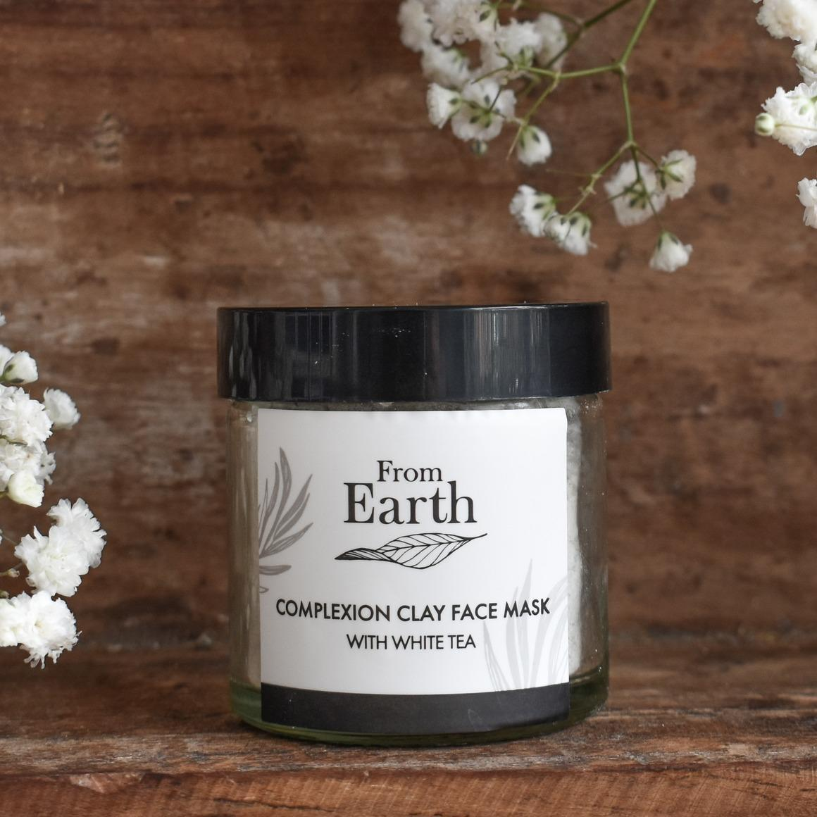 Complexion Clay Face Mask   Trada Marketplace