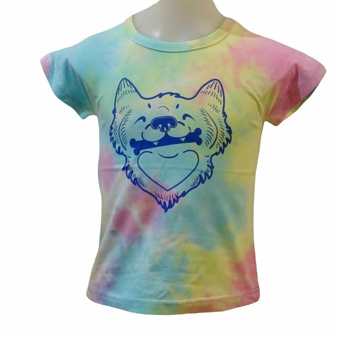 Cotton rainbow dog | Trada Marketplace