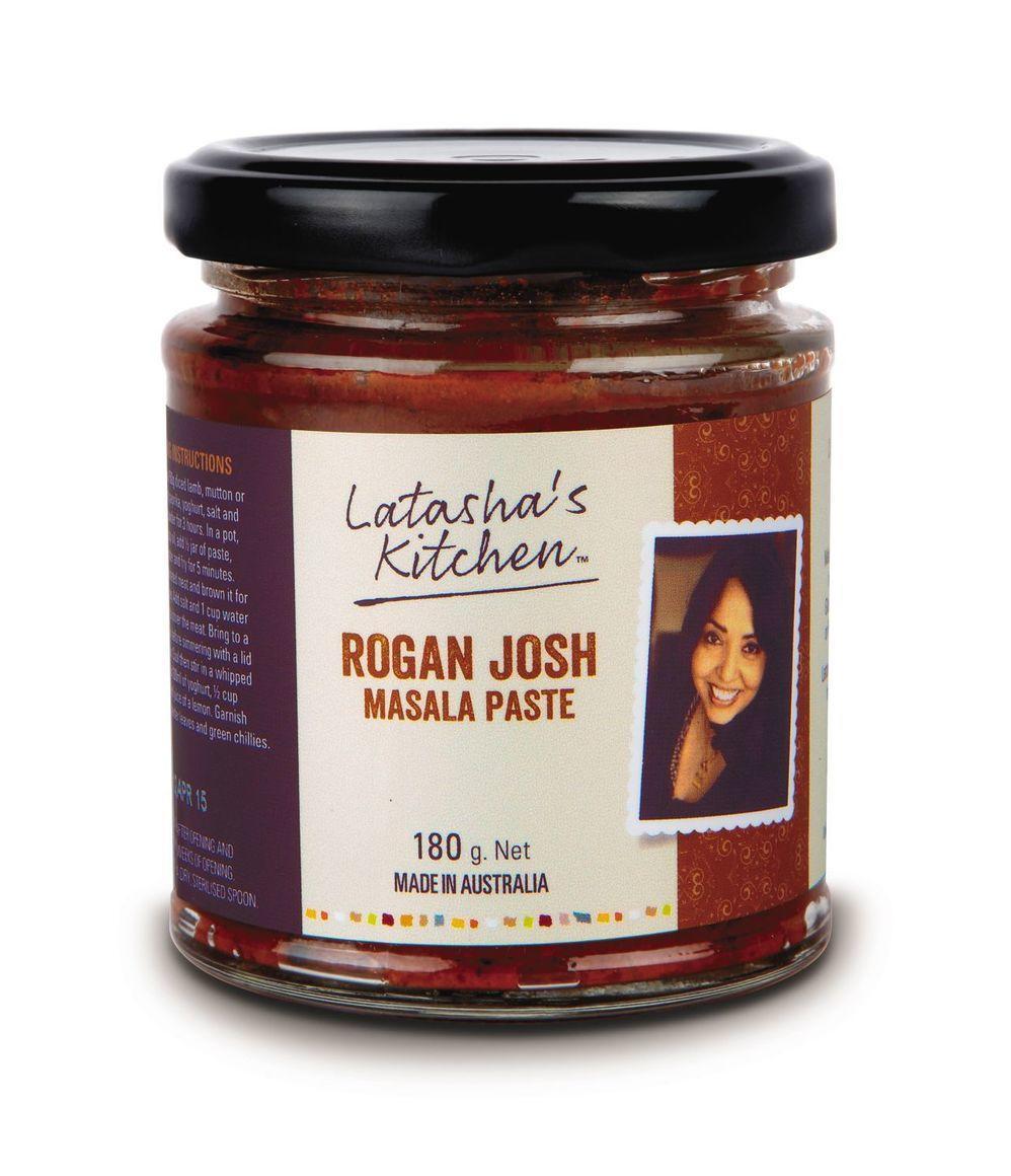 Rogan Josh Masala Paste - MILD - V   Trada Marketplace