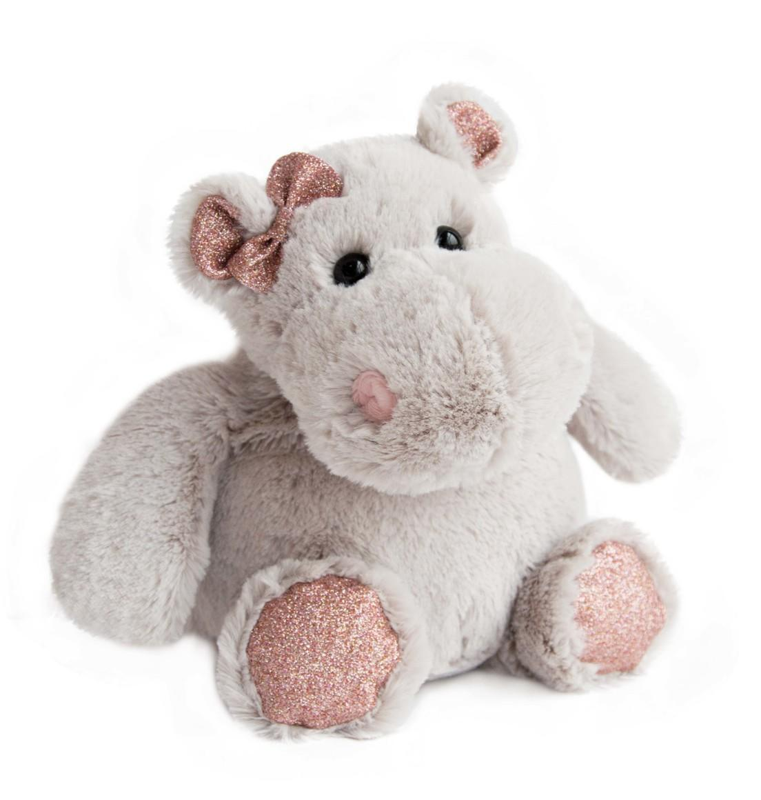 hippo girl 25 cm + gift box   Trada Marketplace
