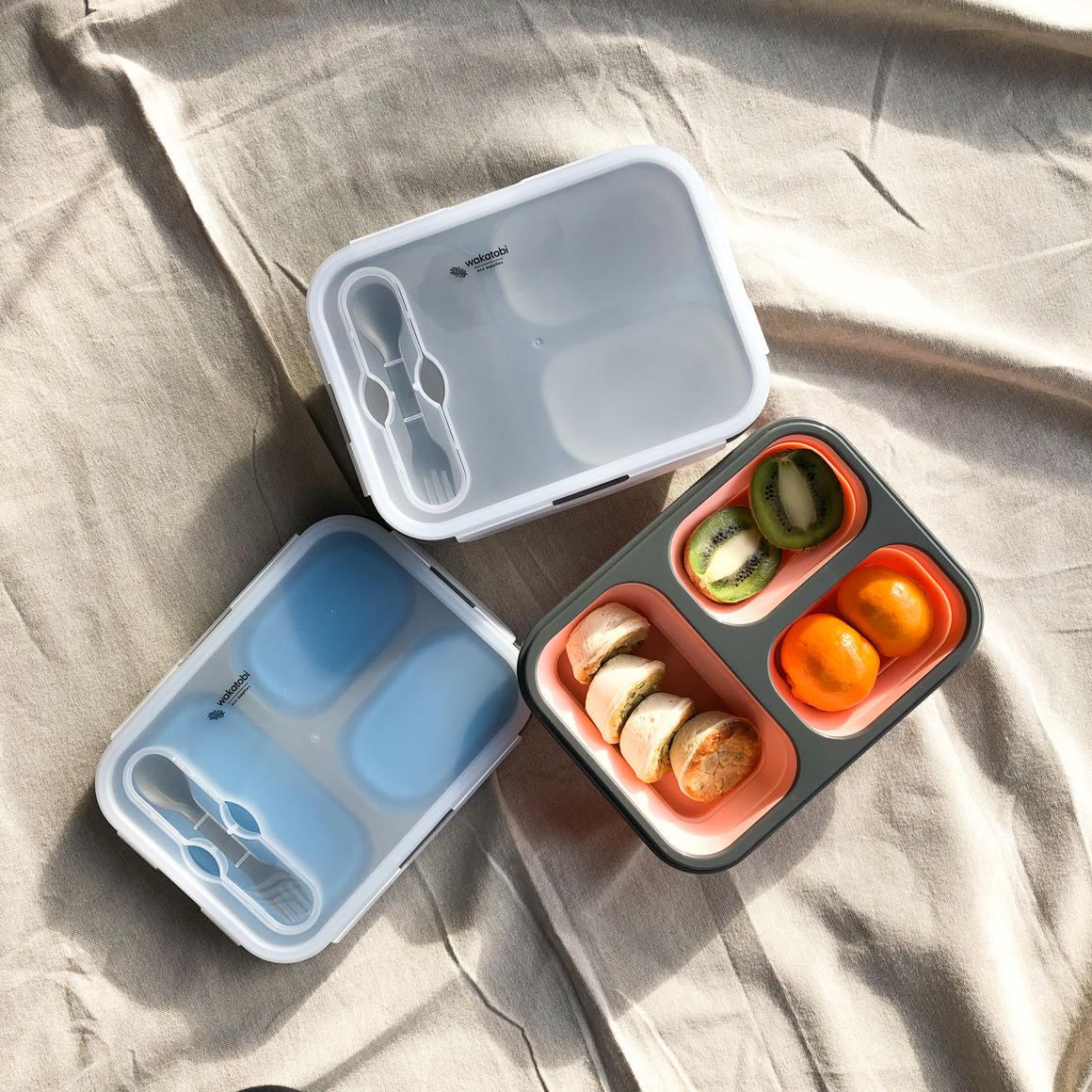 Collapsible Lunch Bento Box   Trada Marketplace