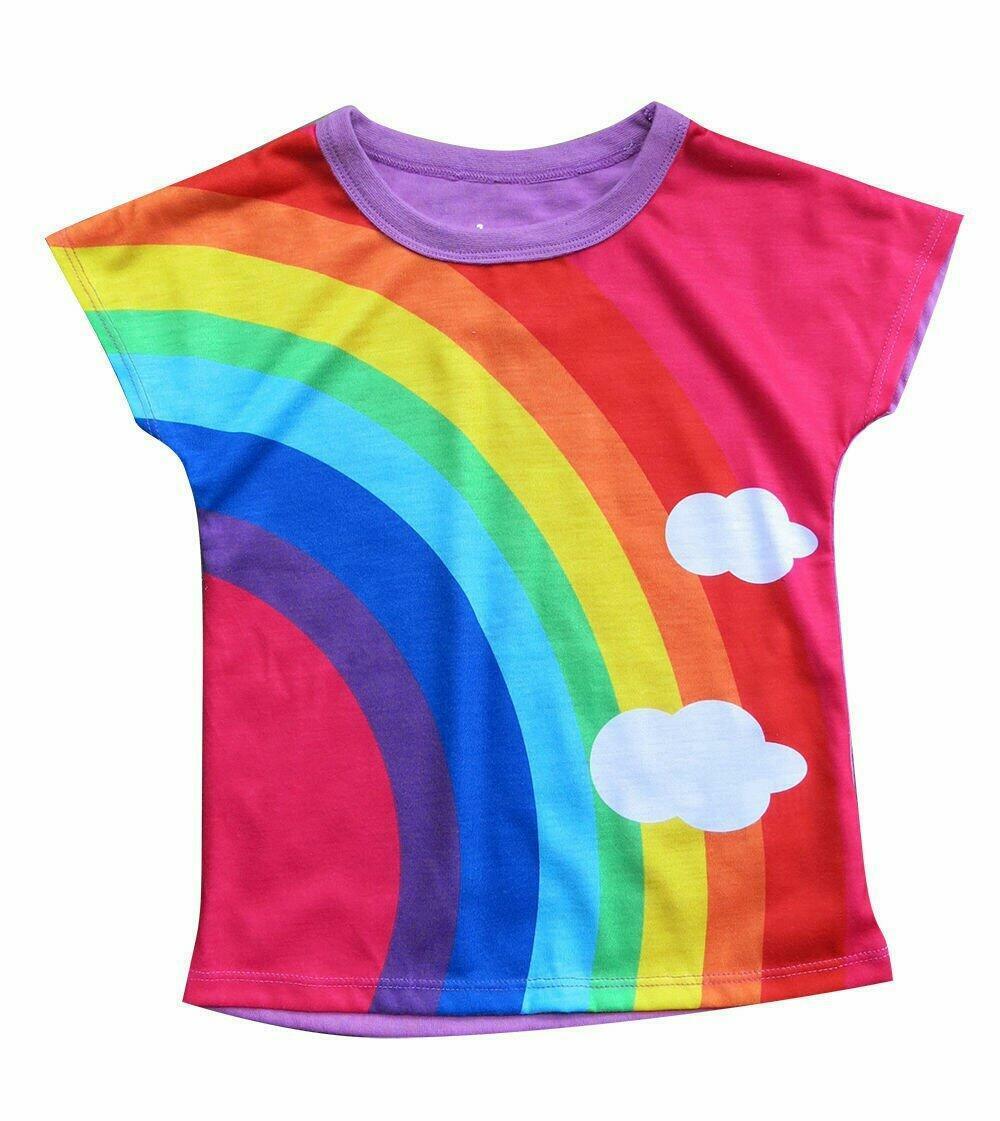 Classic Rainbow T-shirt | Trada Marketplace