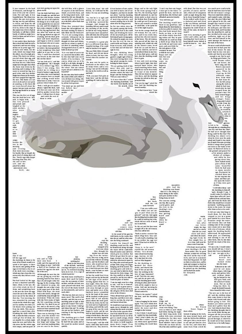 The Ugly Duckling - Fairy Tale | Trada Marketplace