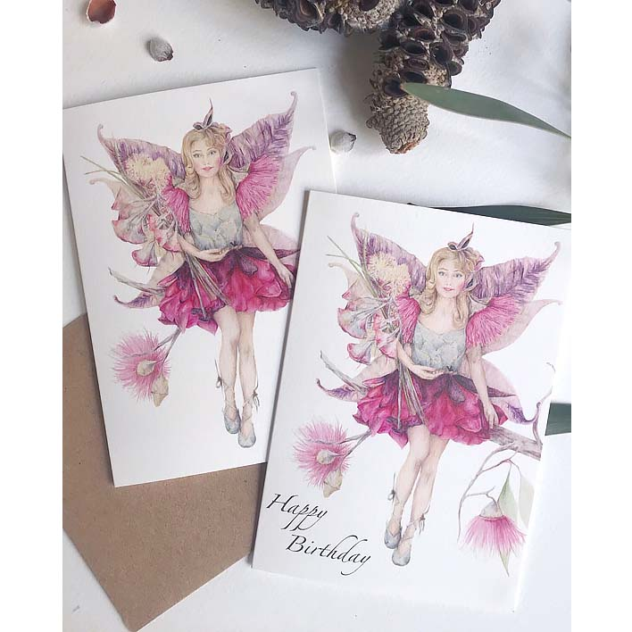 Fairy Card | Trada Marketplace