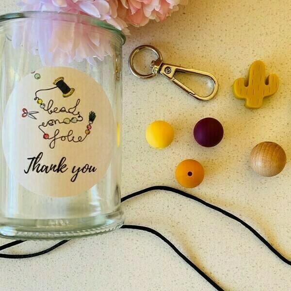 Beads en folie | Trada Marketplace