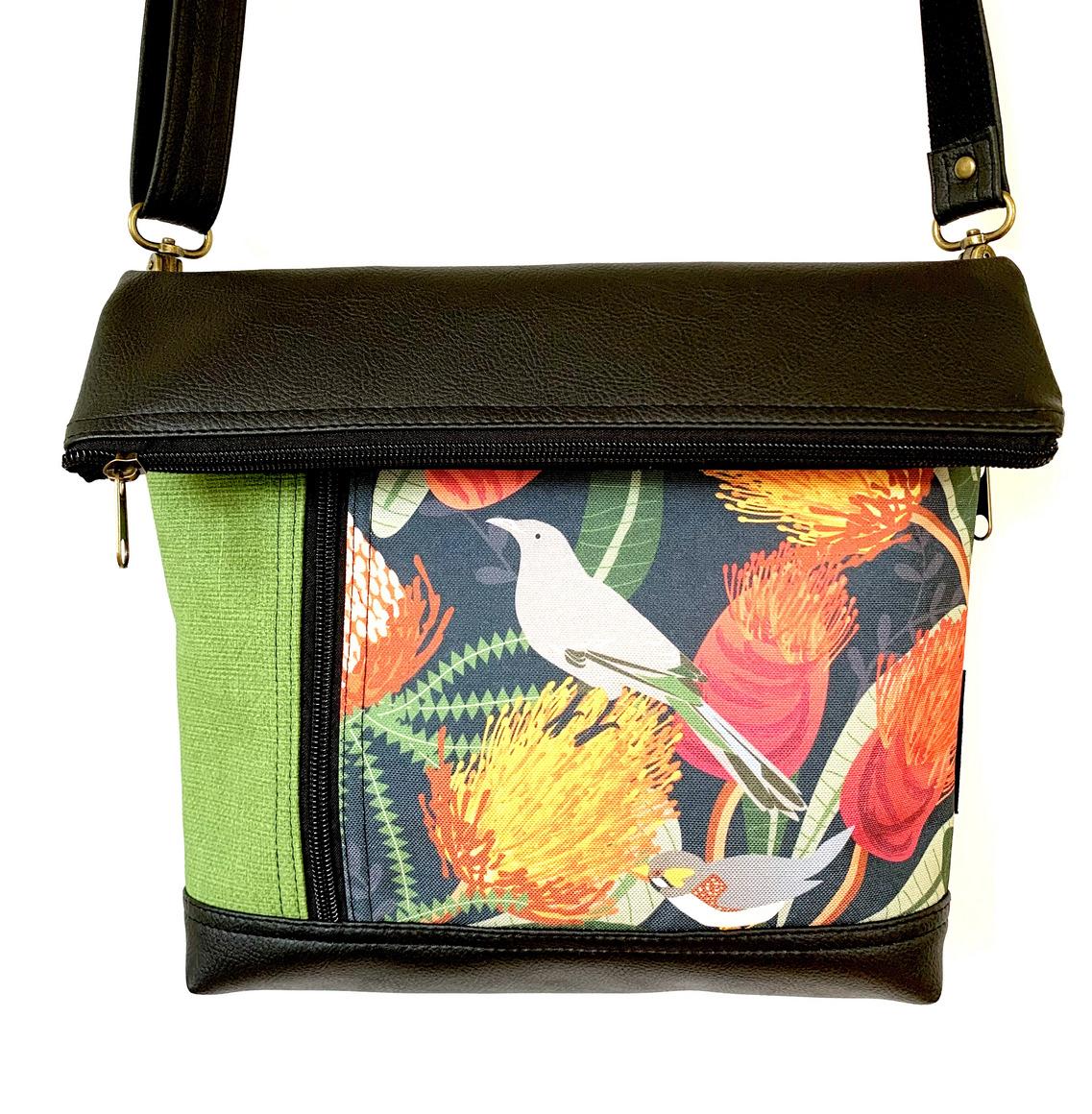 Inge Bag in Bird and Banksia | Trada Marketplace