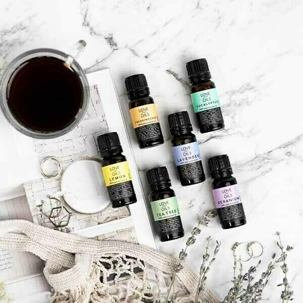Love Thy Oils | Trada Marketplace