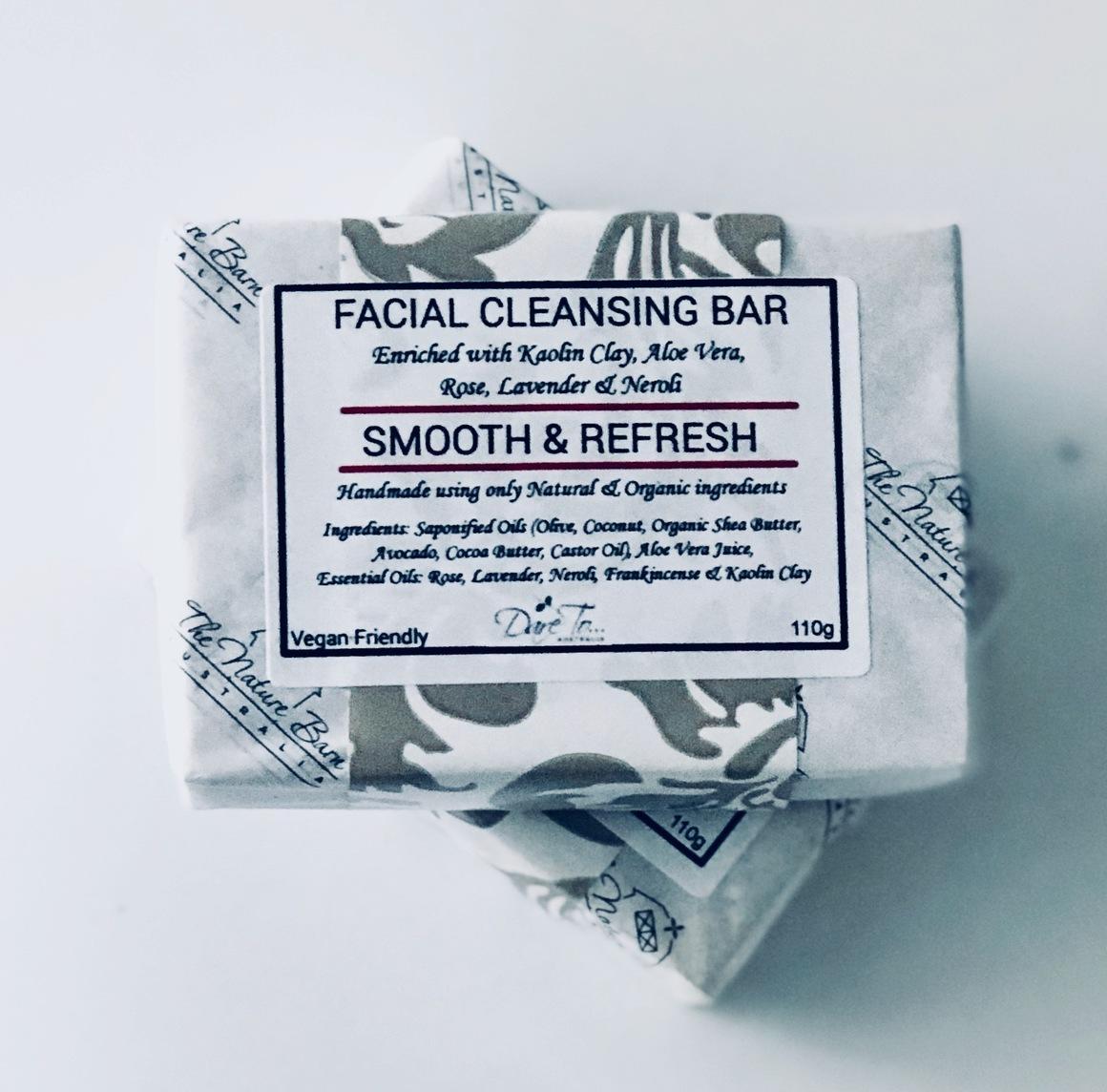 FACIAL CLEANSING BAR SMOOTH & REFRESH | Trada Marketplace