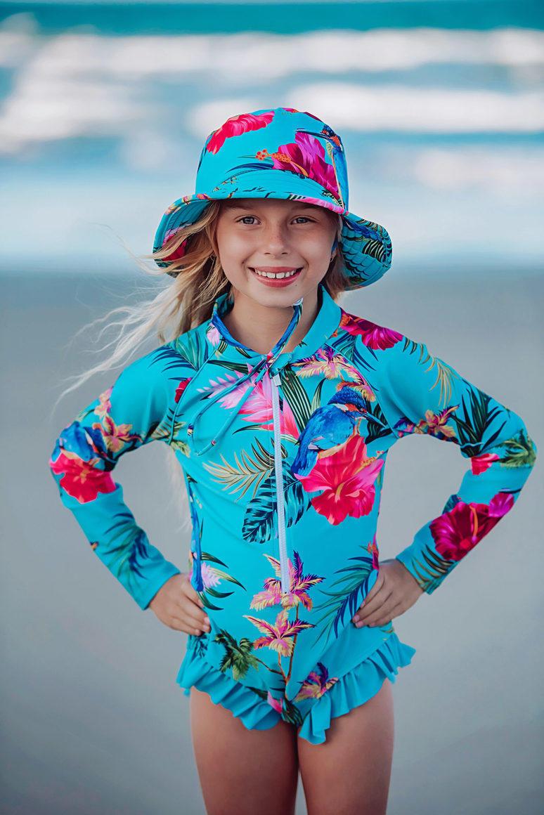 Kingfisher Cove Swim Hat | Trada Marketplace