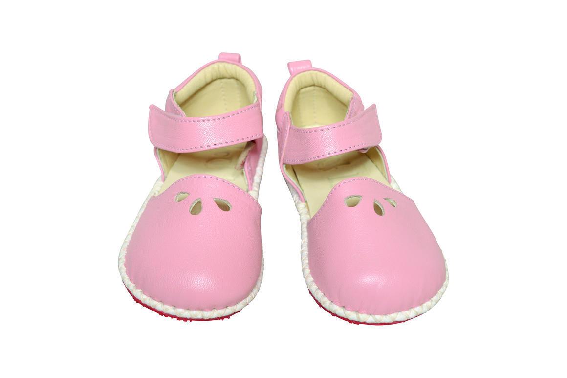 Cornish Tear Shoe light pink   Trada Marketplace