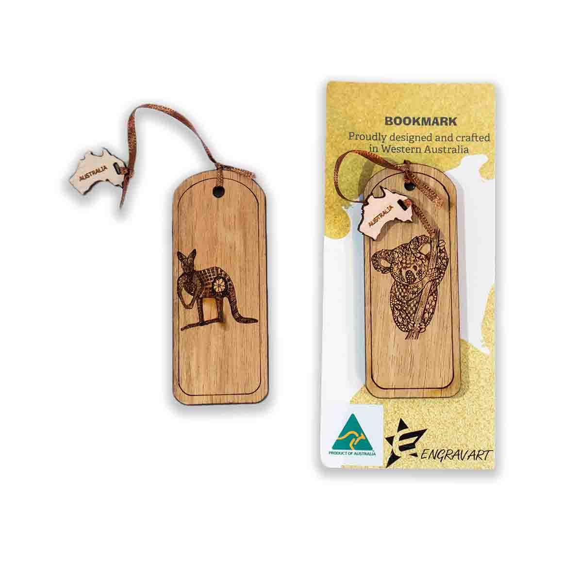 Bookmarks - Leaping Kanga | Trada Marketplace