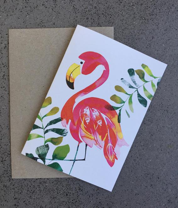 Flamingo Card | Trada Marketplace