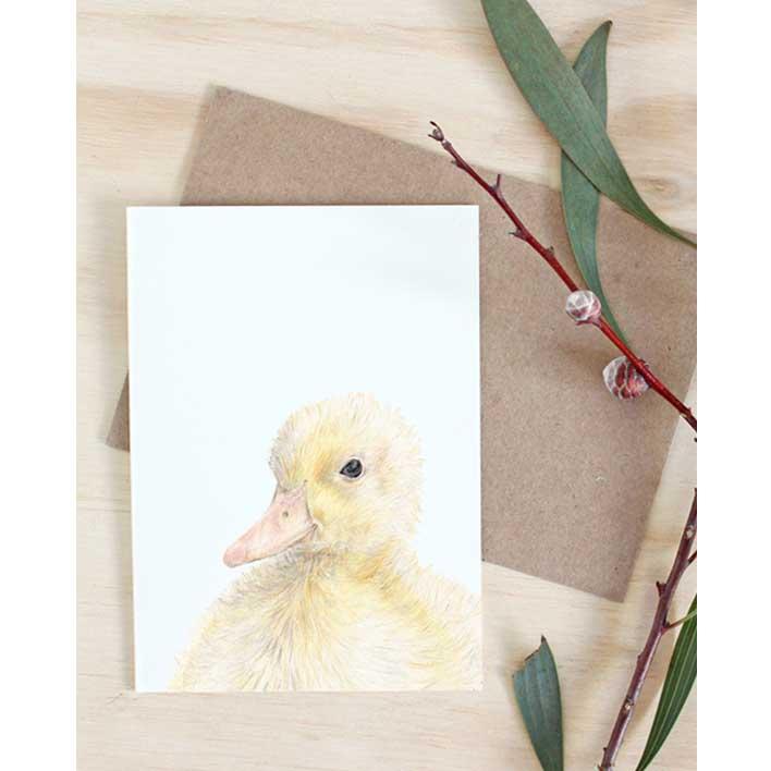 Duckling Card | Trada Marketplace