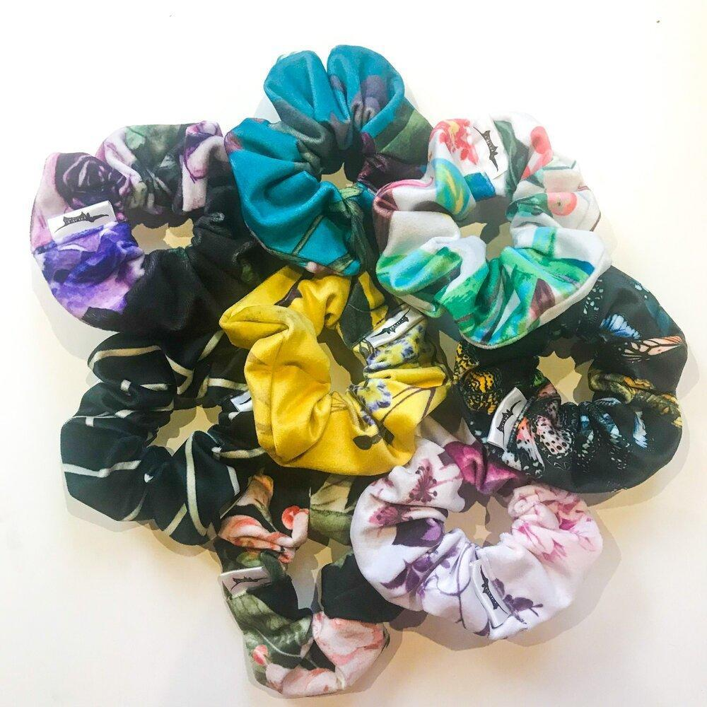 Velvet Scrunchies   Trada Marketplace