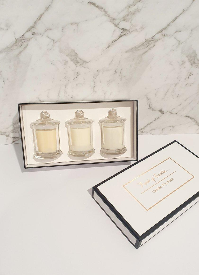 Best Seller Trio Candle Pack | Trada Marketplace