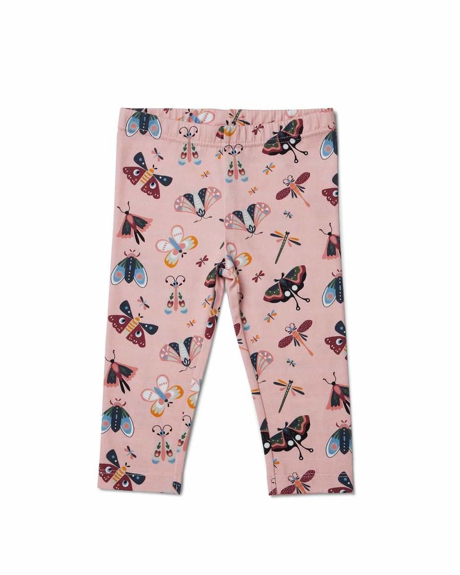 Luna Leggings Butterfly Pink | Trada Marketplace