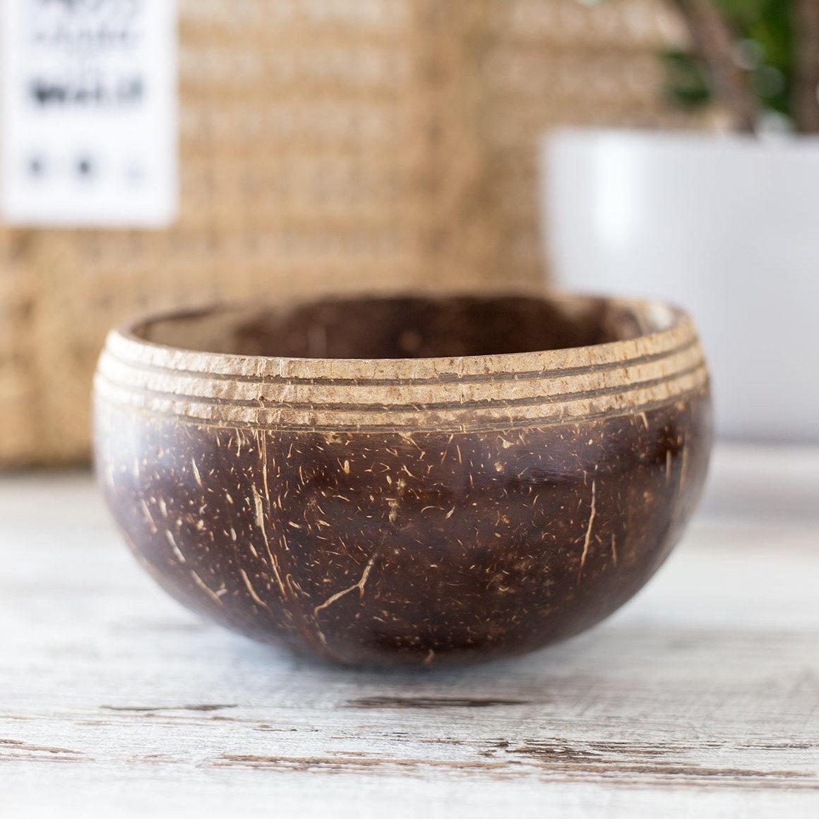 Boho Coconut Bowls | Trada Marketplace