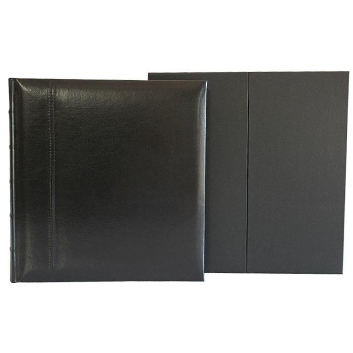 Glorious Leather 100pg Drymount Black Jumbo   Trada Marketplace