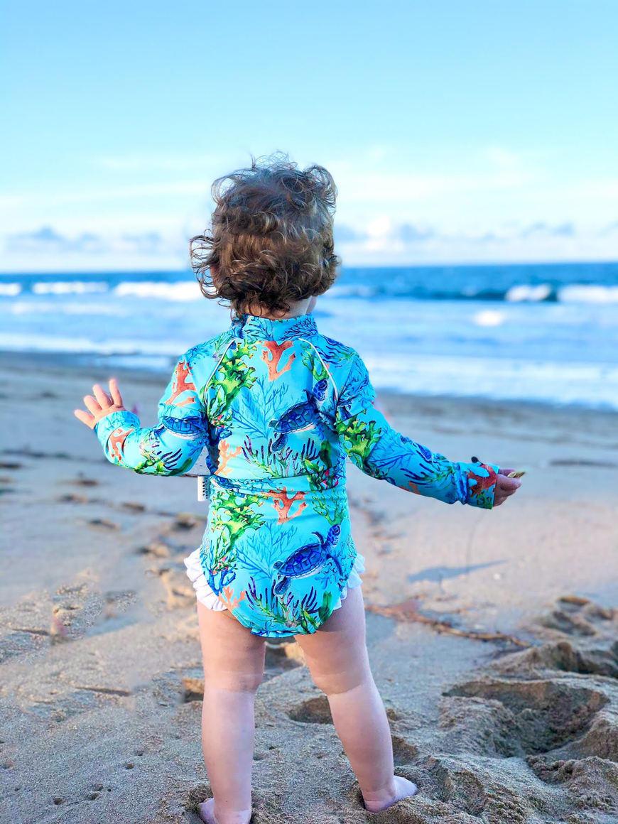 Lady Elliot Baby Swimsuit | Trada Marketplace