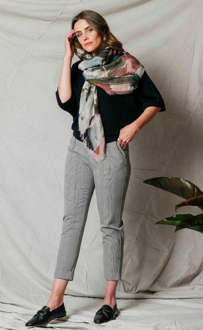Merino wool scarf | CAMO | Trada Marketplace