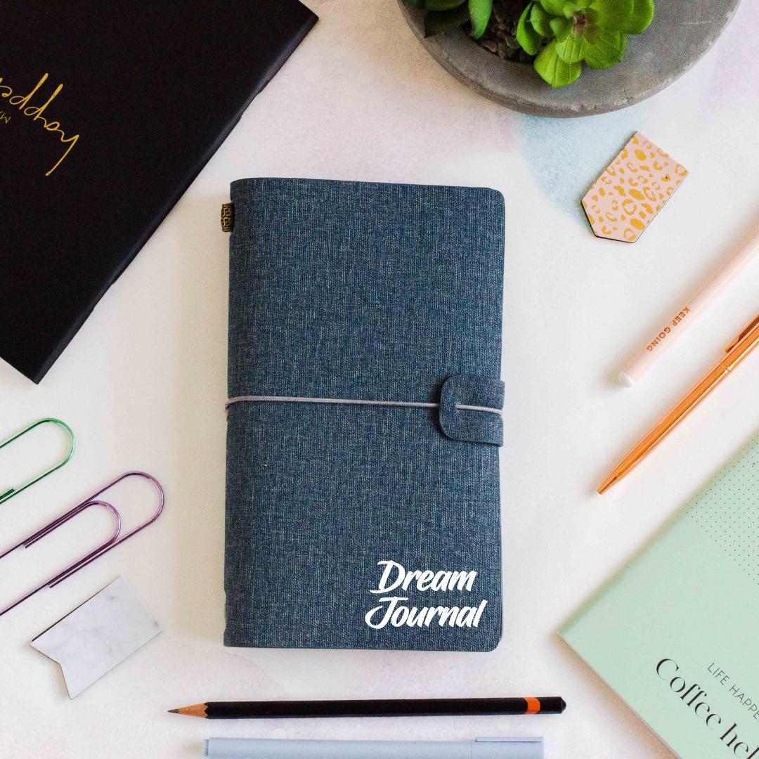 Diverse Journal Blue - Dream Journal   Trada Marketplace