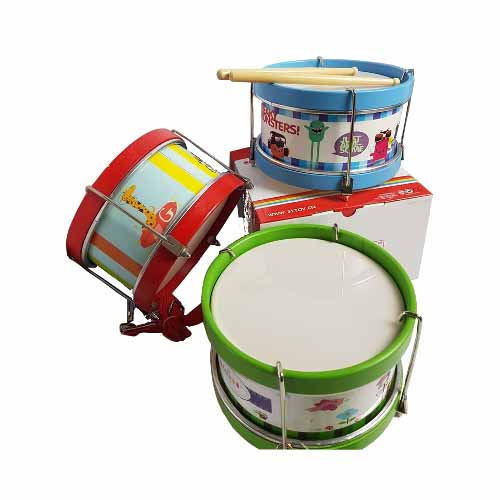 Marching Drum -Blue   Trada Marketplace