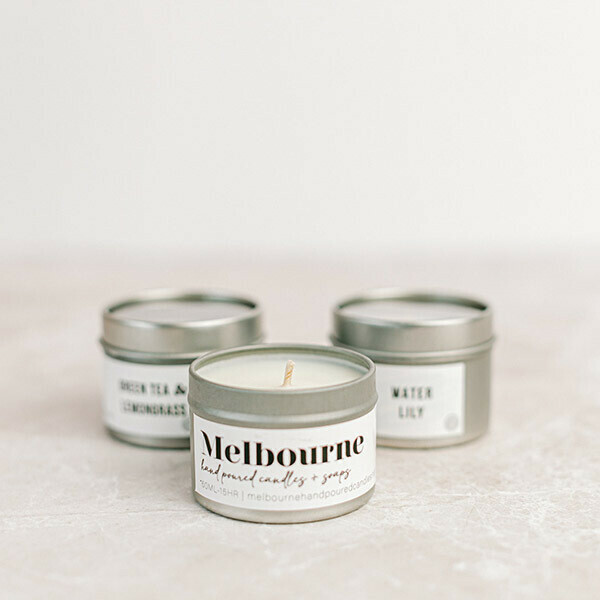 Melbourne hand poured candles  & soaps | Trada Marketplace