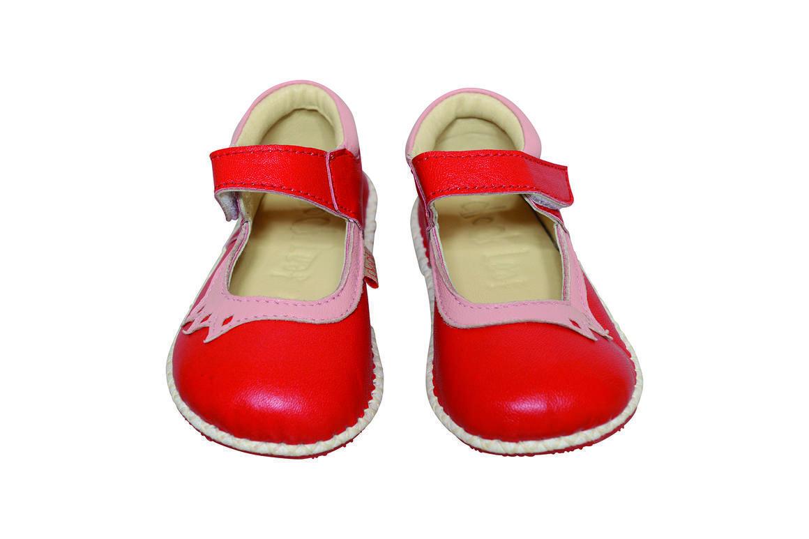 Crown Shoe red/pink   Trada Marketplace