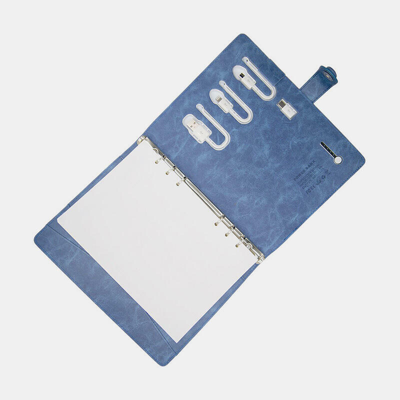 PowerBank Notebook - Deep Blue | Trada Marketplace