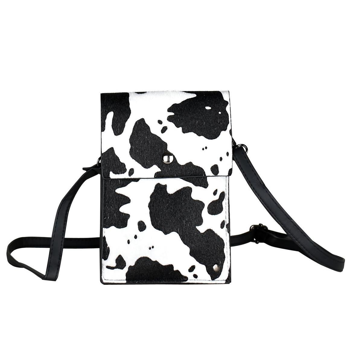 THSB1008: White: Animal Print Cross Bag | Trada Marketplace