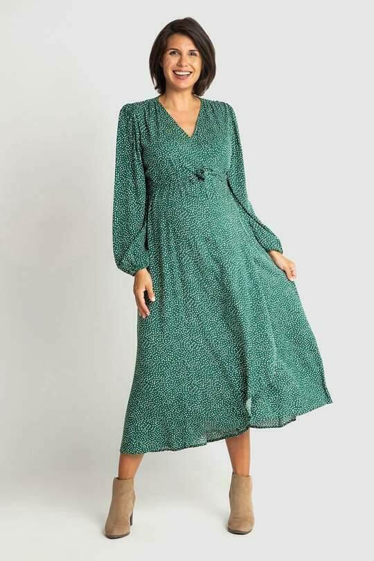 Willow Nursing and Maternity Wrap Dress | Trada Marketplace
