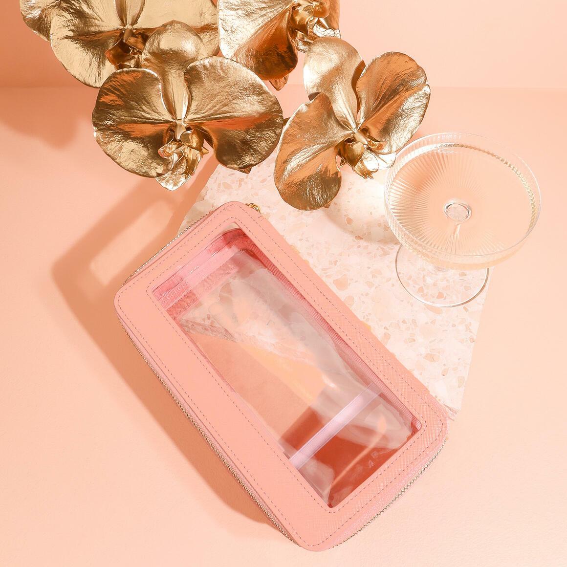 Peach Cosmetic Bag - Large | Trada Marketplace