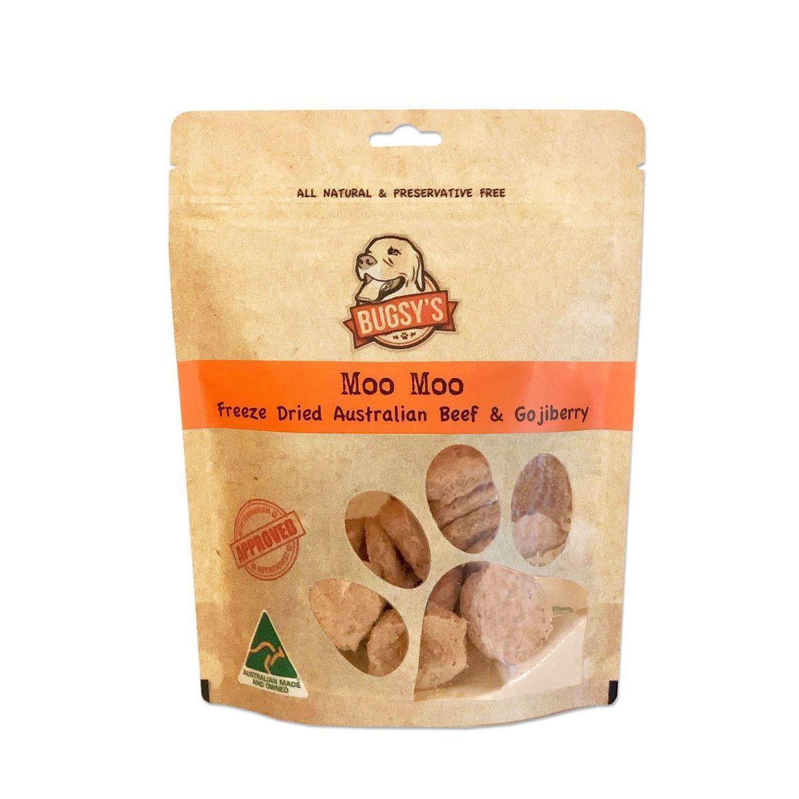 Moo Moo | Grass Fed Australian Beef & Goji Berry | Trada Marketplace