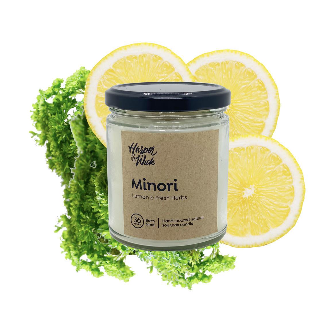 Minori - Lemon & Fresh Herbs | Trada Marketplace