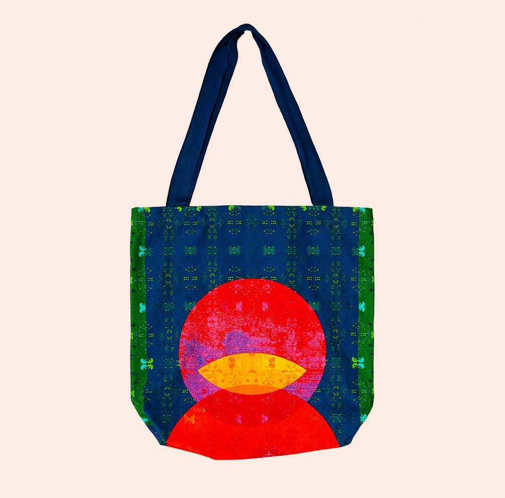 Confetti Tote Bag   Trada Marketplace
