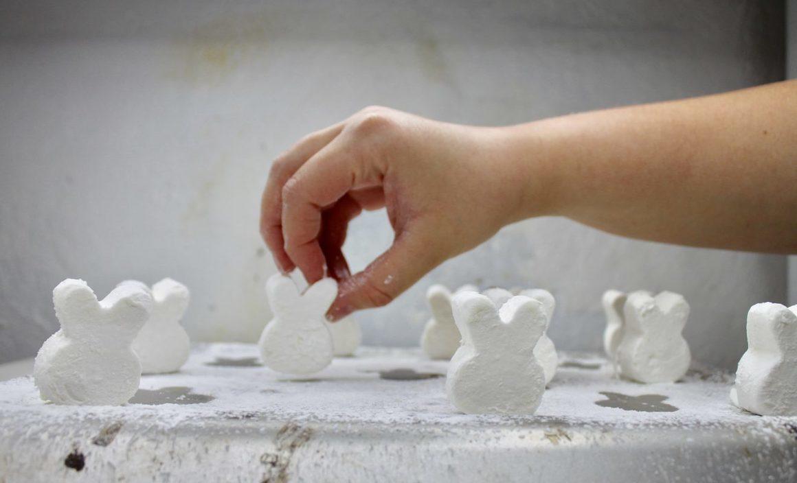 Bunny Marshmallow Bag | Trada Marketplace