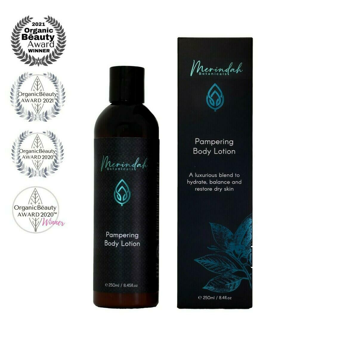 Pampering Body Lotion | Trada Marketplace