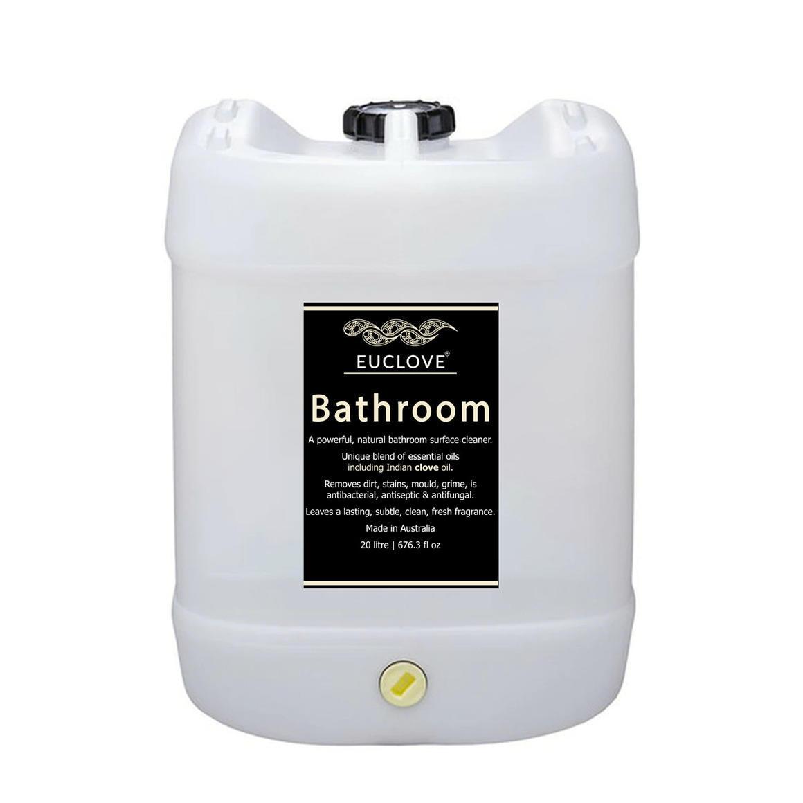 Euclove Bathroom Cleaner 20 litre zero-waste bulk can | Trada Marketplace