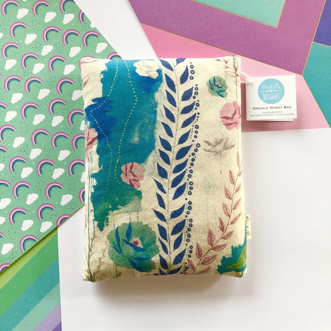 Flourish Organic Wheat Bag | Trada Marketplace